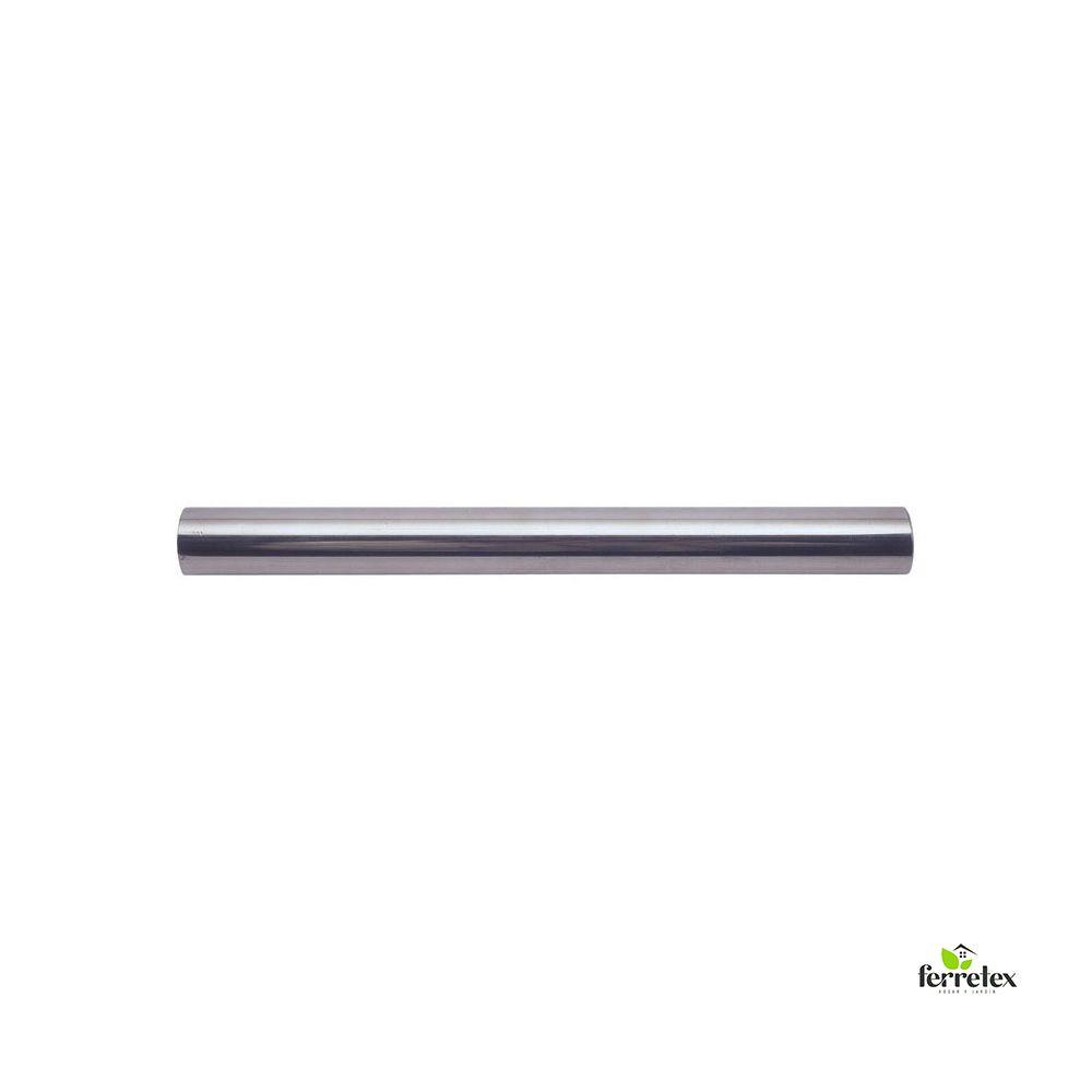 Tubo de colgar acero inoxidable pulido 30 mms. ref. 16201