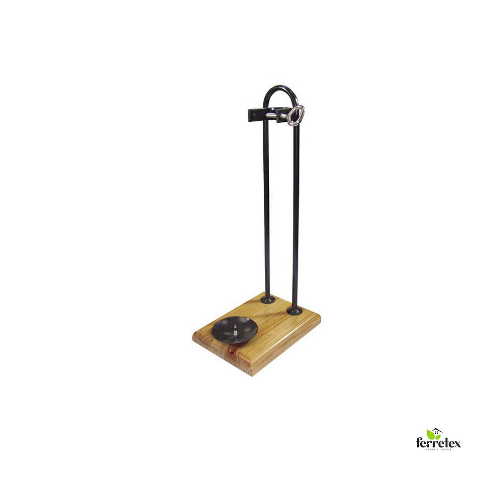 Jamonero Modelo Vertical Negro ref. 17501