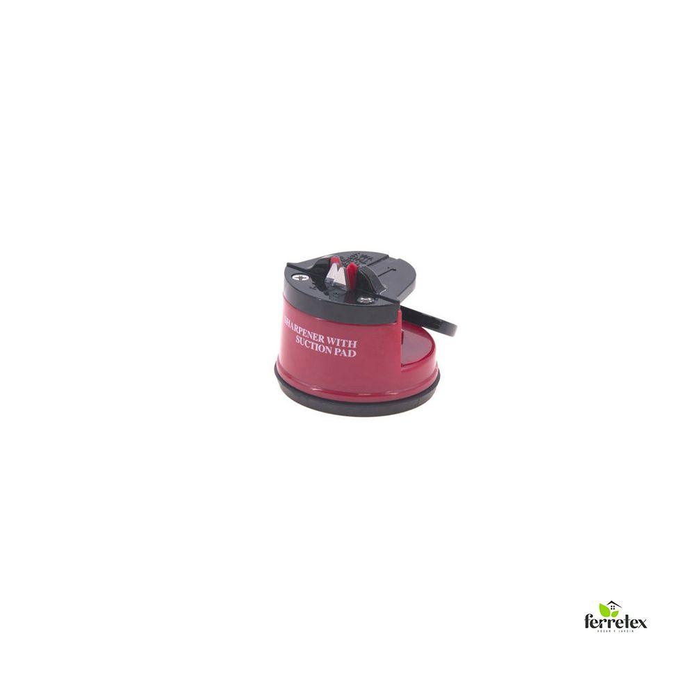 Afilador Ventosa Redondo Cabeza Plastico ref. 23494