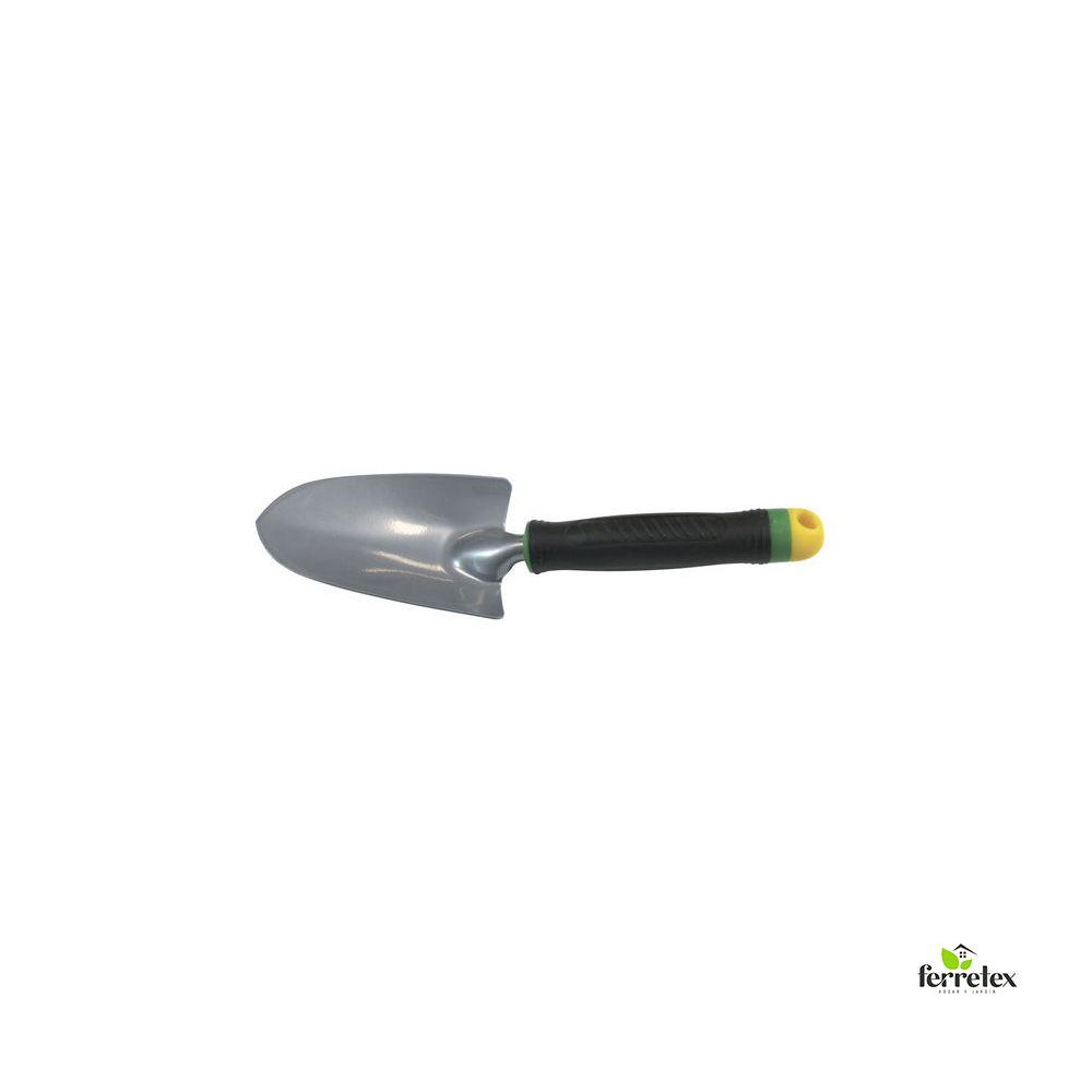 Paleta de jardín mango goma 410 X 140 mms y pala metálica, ideal para jardín. ref. 32448