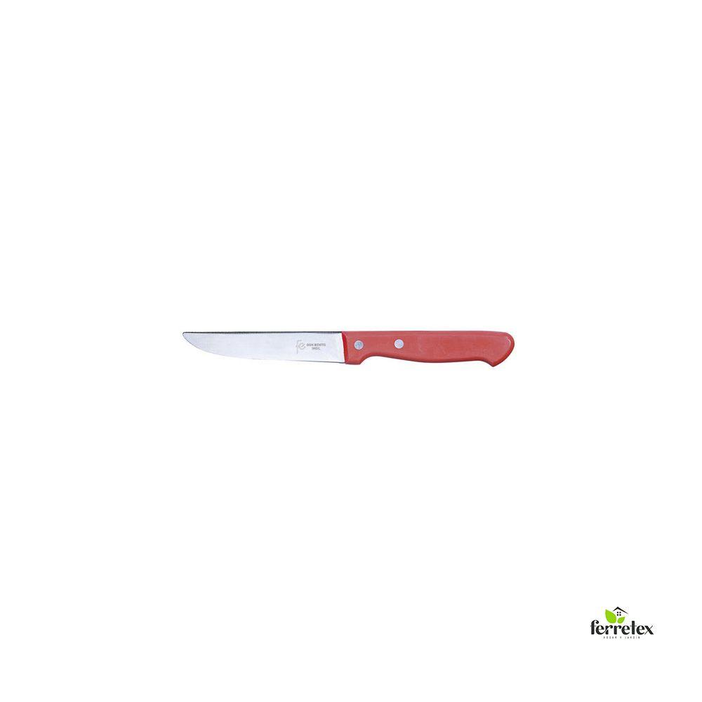 Cuchillo Agrícola 110x2 mm. mango remaches ref. 99965