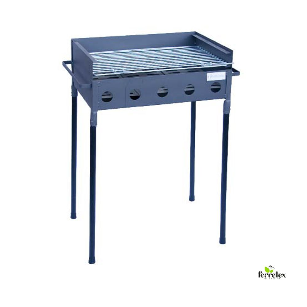 Barbacoa Doble Altura 510X330X620 mm ref 33220